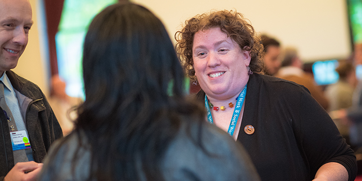 LGBT and Allies Reception   October 2019