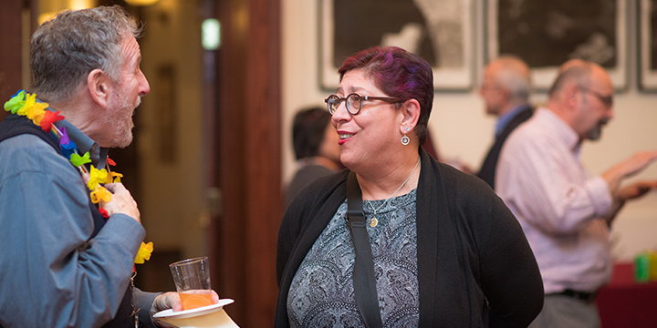 LGBT and Allies Reception | October 2019