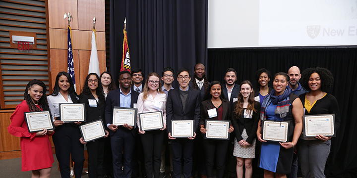 2018 New England Science Symposium Award Winners | Harvard Medical School | Office for Diversity Inclusion and Community Partnership