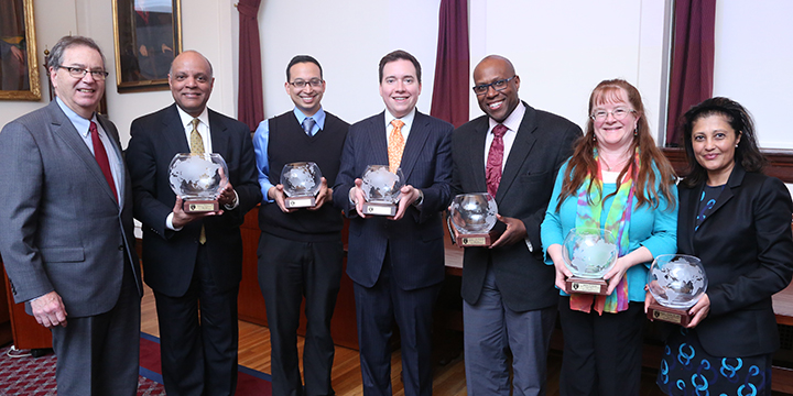 2015 Diversity Award Recipients