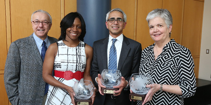 2017 Diversity Award Recipients