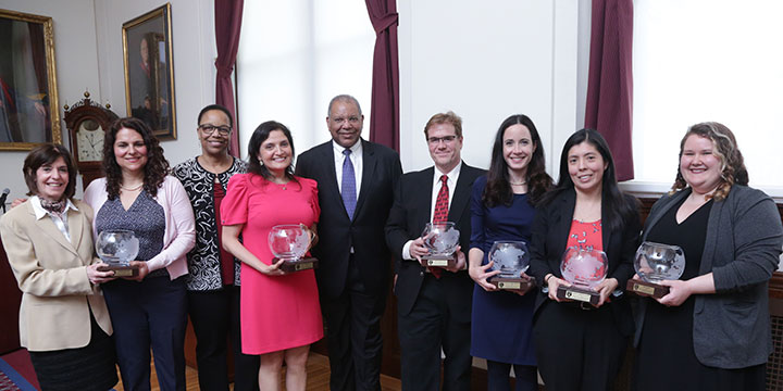 2019 Diversity Award Recipients
