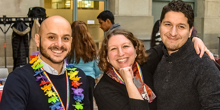 LGBT and Allies Reception 2019