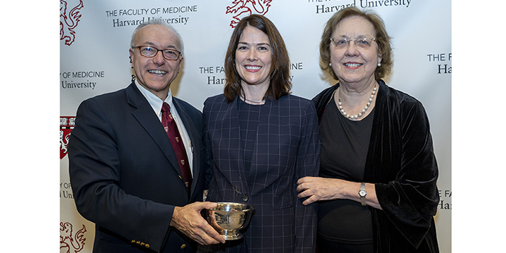 Daley Milligan McNeil   McNeil Award for Exceptional Service 2019   Photo Credit Steve Gilbert StudioFlex Productions