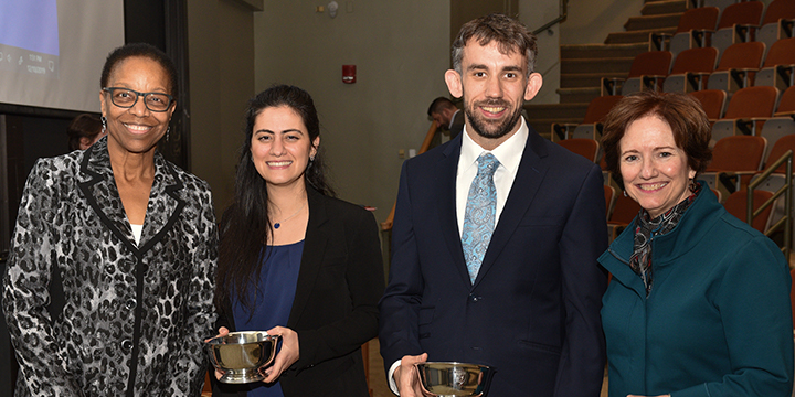 2019 Exceptional Institutional Service Awards | Photo Credit Rick Groleau