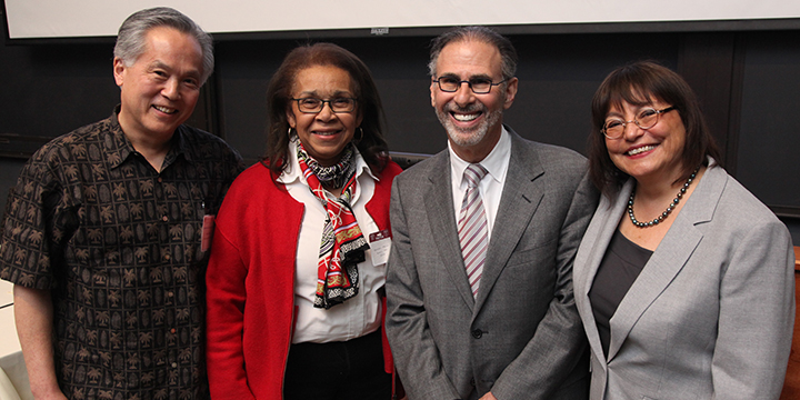David Asai, PhD; Shirley M. Malcom, PhD; Lee Nadler, MD; Lydia Villa-Komaroff, PhD