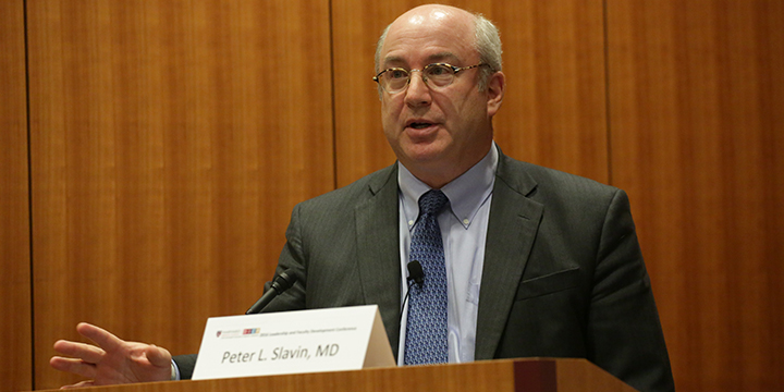 Peter Slavin, MD, President, Massachusetts General Hospital; Professor of Health Care Policy, Harvard Medical School