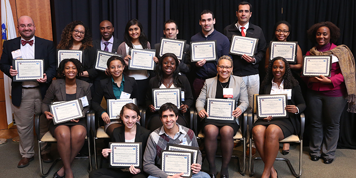 2014 New England Science Symposium Award Winners | Harvard Medical School | Office for Diversity Inclusion and Community Partnership