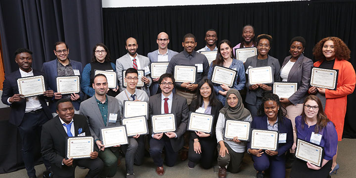 2019 New England Science Symposium Award Winners | Harvard Medical School | Office for Diversity Inclusion and Community Partnership