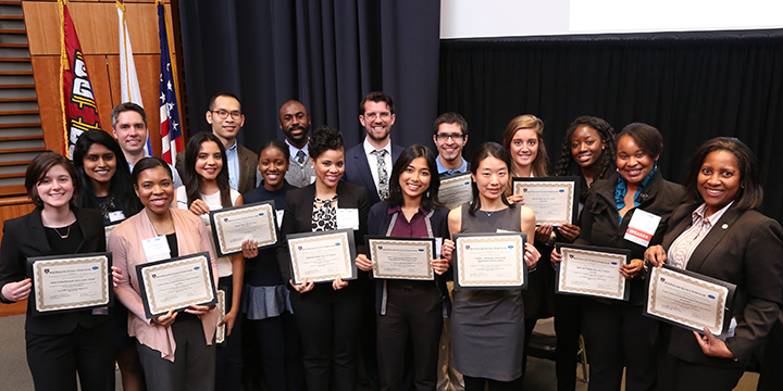 2017 New England Science Symposium Award Winners | Harvard Medical School | Office for Diversity Inclusion and Community Partnership