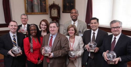2010 Harold Amos Faculty Diversity Award Recipients