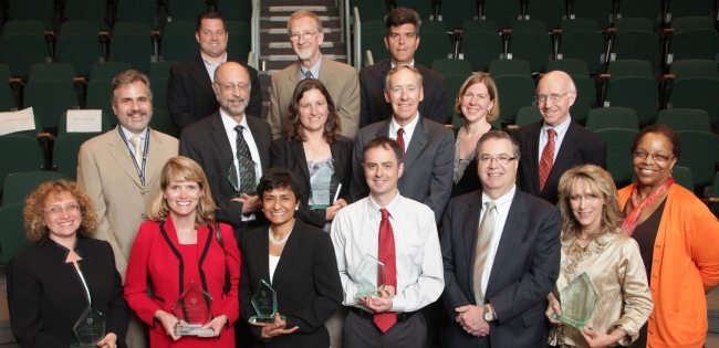 Harvard Medical School Excellence in Mentoring Awards 2010-2011