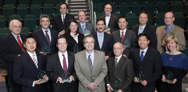 Harvard Medical School Excellence in Mentoring Awards 2011-2012