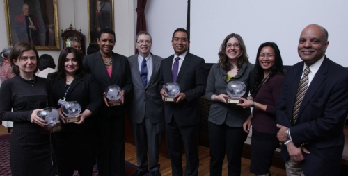 2011 Harold Amos Diversity Award Recipients