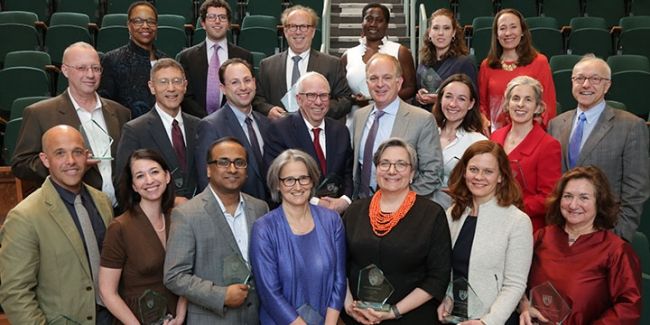 Harvard Medical School Excellence in Mentoring Awards 2019