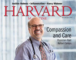 The Physician-Poet: Rafael Campo's compassionate care